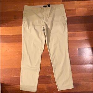 The LIMITED Women's Khaki Pants 14R